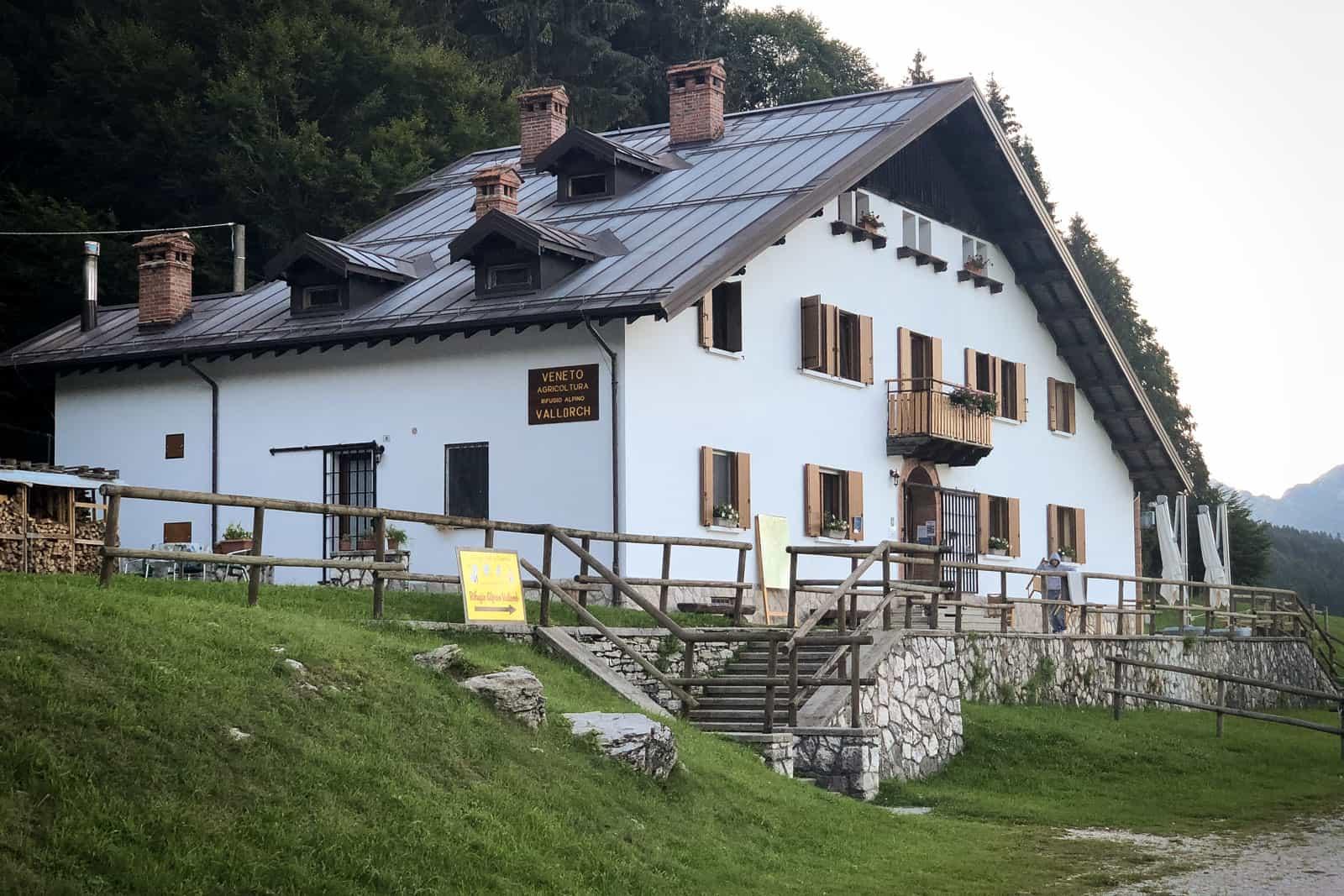 Rifugio Alpino Vallorch Cansiglio