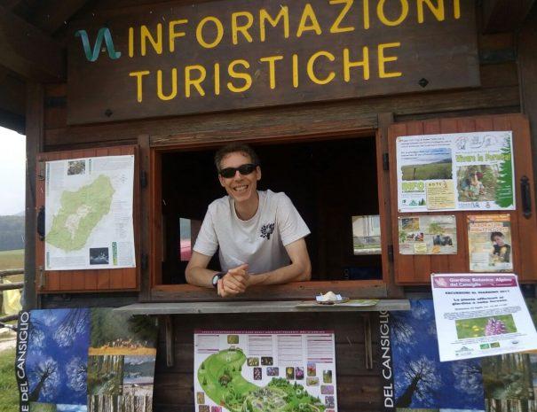 Centro informazioni Turistiche Bosco Cansiglio