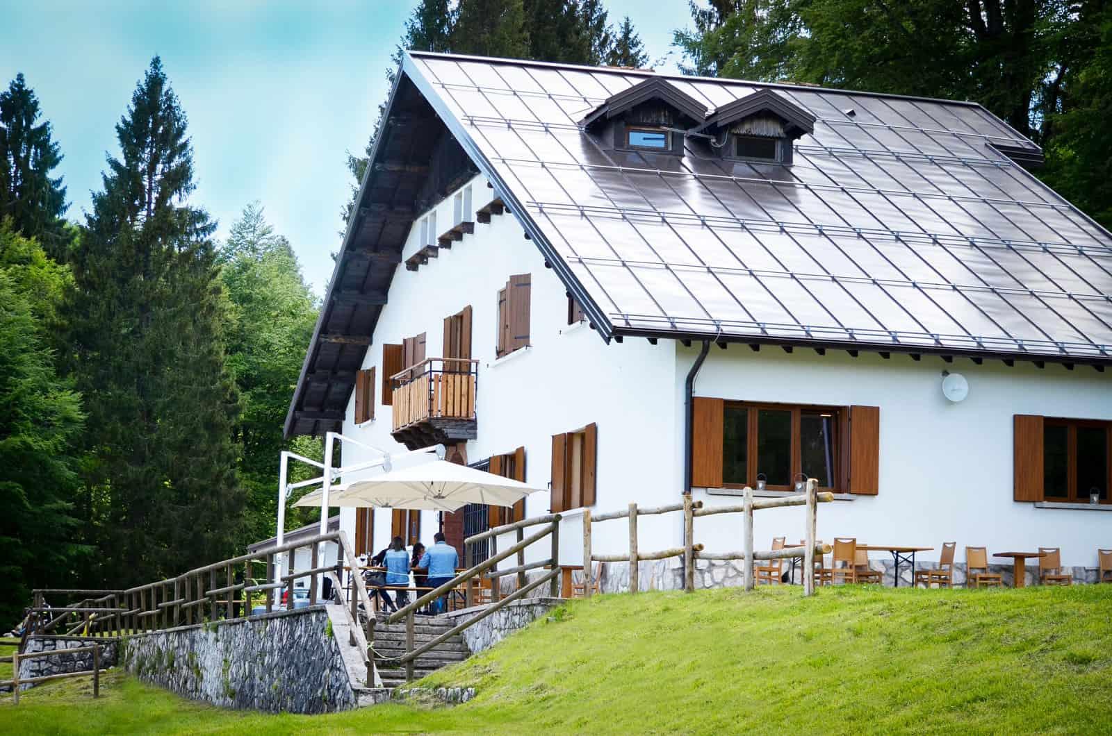 Rifugio Alpino Vallorch Foresta Cansiglio